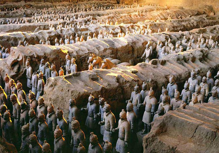 du-lịch-trung-quốc-Mausoleum of the First Qin Emperor, Lintong District, China-358x250